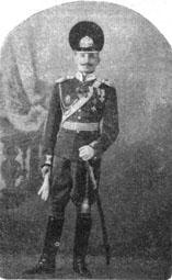 Ротмистр Г.А. Захарченко, организатор московских юных разведчиков. Фото 1910 г.