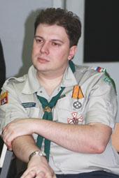 Новый руководитель МБО ОРЮР К.Миронов